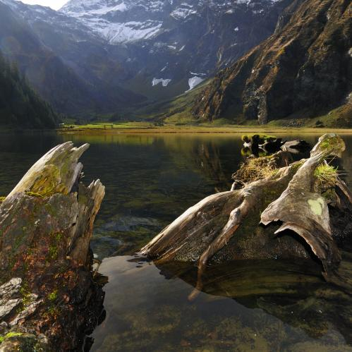 nationalpark hohe tauern see