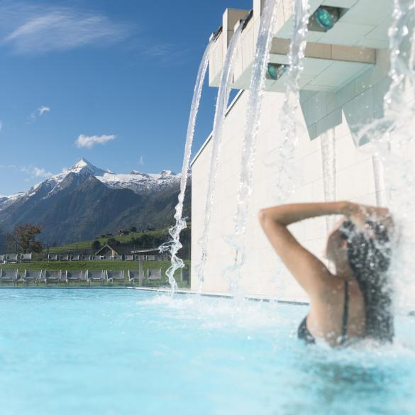 thermal bath tauern spa weekly program