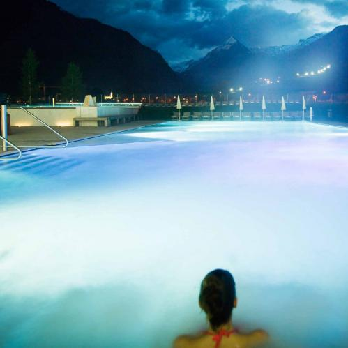 friday night tauern spa