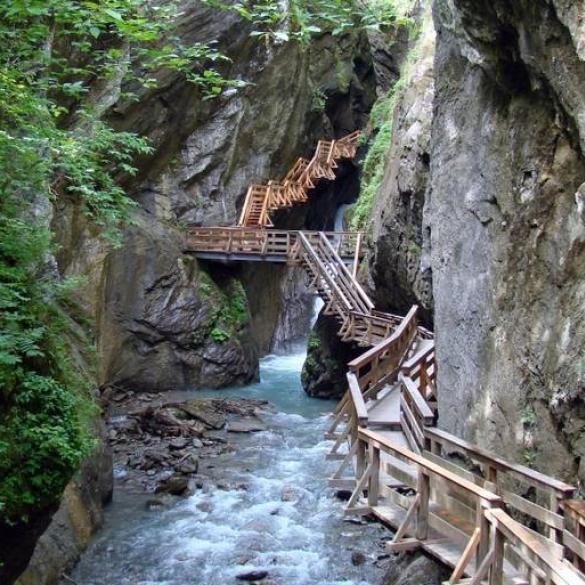 tourist attraction sigmund thun klamm