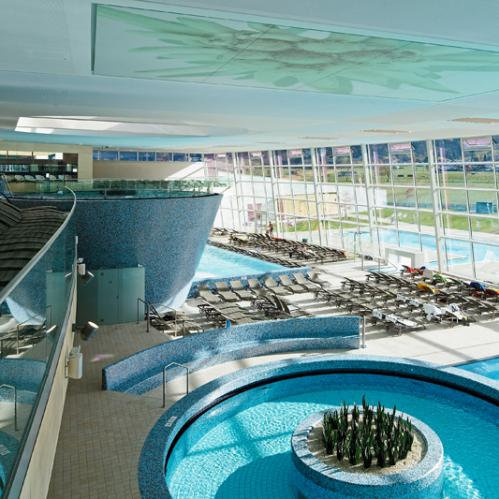 SPA water world in the TAUERN SPA | © TAUERN SPA Zell am See - Kaprun