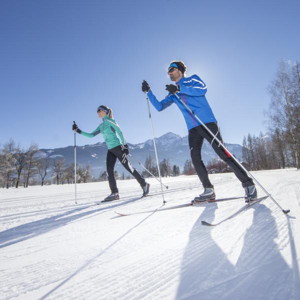 cross country skiing holiday salzburg