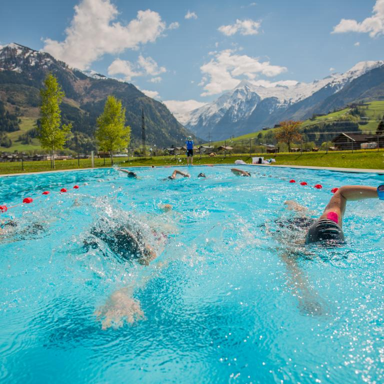 triathlon camp tauern spa zell am see kaprun