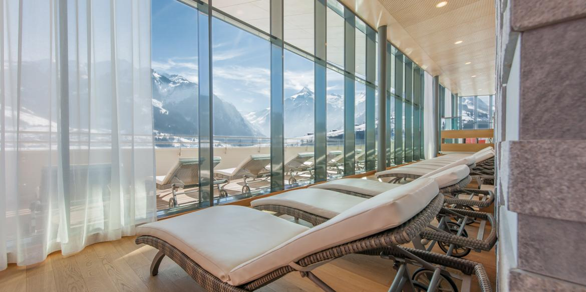 relax area tauern spa zell am see kaprun