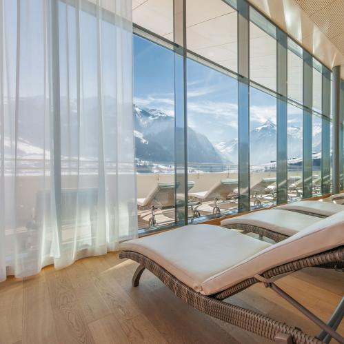 Retreat in the hotel panorama SPA | © TAUERN SPA Zell am See - Kaprun
