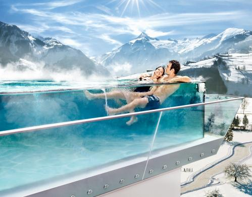 4*S Resort Key Visual Winter | © TAUERN SPA Zell am See - Kaprun
