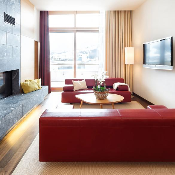 suite tauern spa kaprun