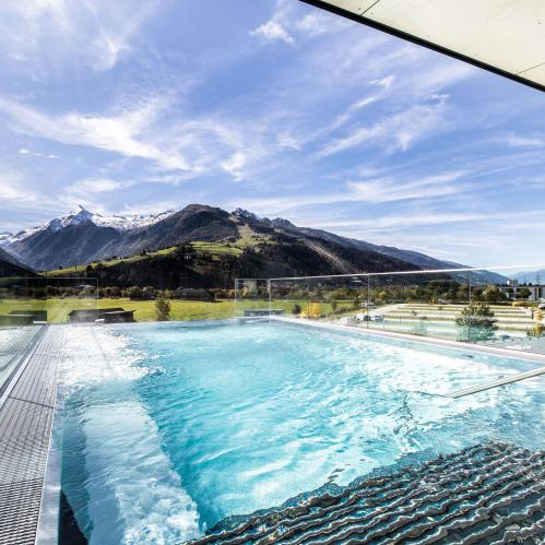 Hotel SPA Gletscherblick with panorama view