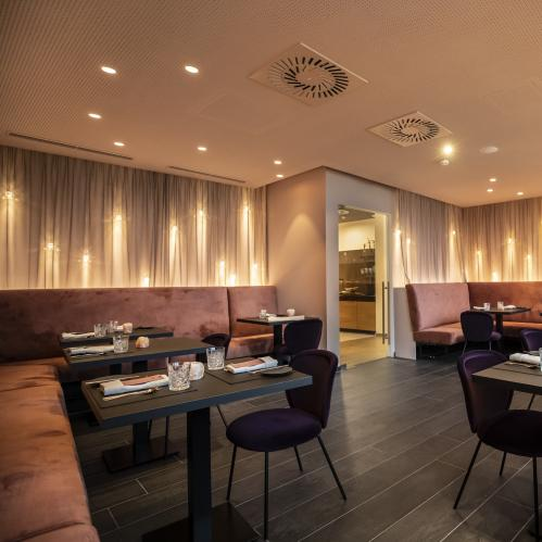 Exclusive area 'FinESSEN' | © TAUERN SPA Zell am See - Kaprun