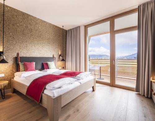 Junior suite nature in the TAUERN SPA | © TAUERN SPA Zell am See - Kaprun