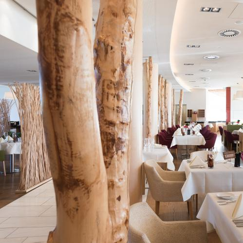 Hotel restaurant Lichtblick in the 4*S resort | © TAUERN SPA Zell am See - Kaprun
