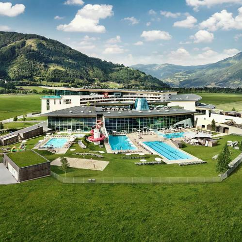 tauern spa kaprun summer