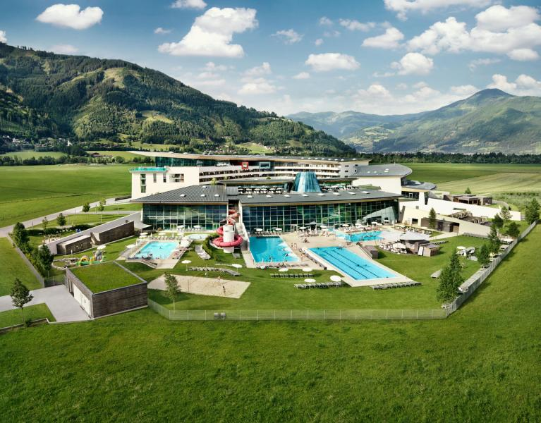 tauern spa water world summer