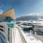 Resortansicht Winter | © TAUERN SPA Zell am See - Kaprun