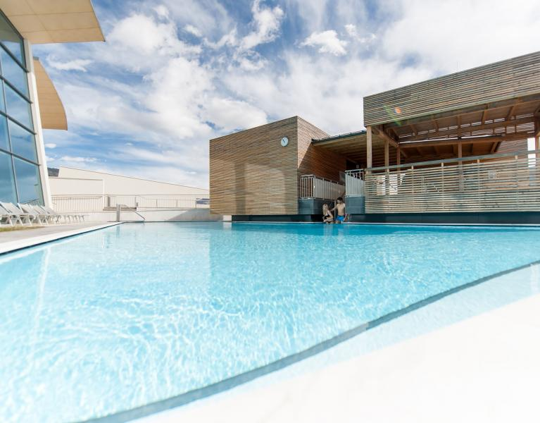 tauern spa pool outdoor