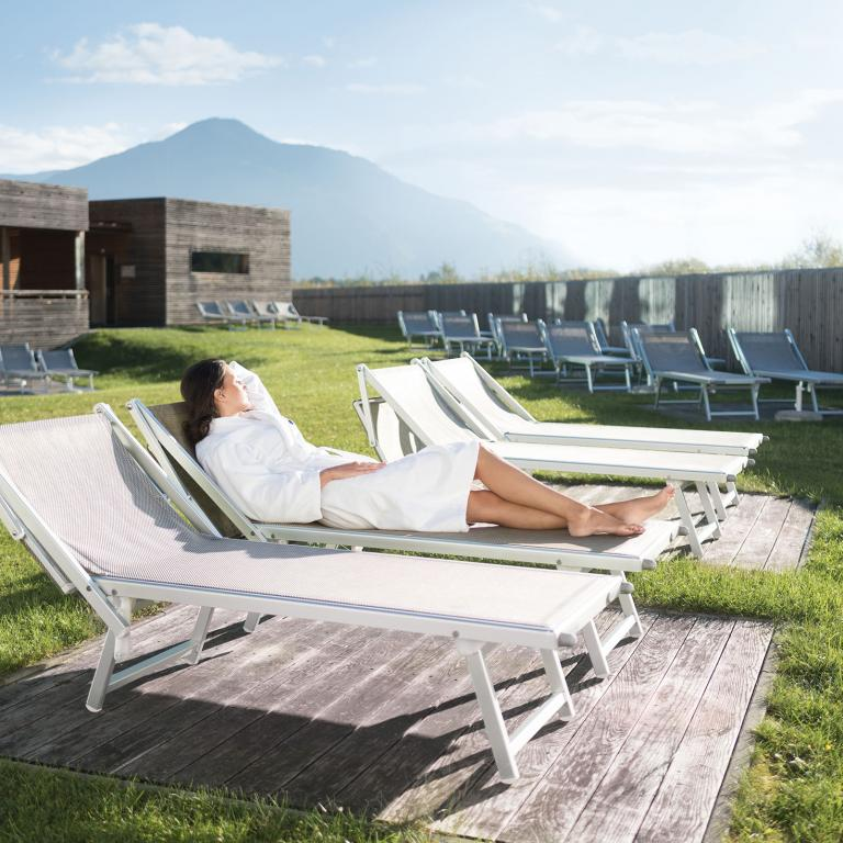 outoor area tauern spa relaxing