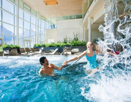 indoor pool spa water world