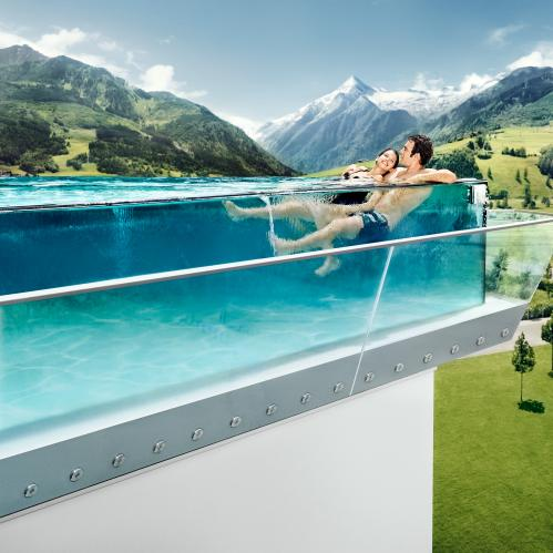 4*S resort key visual summer | © TAUERN SPA Zell am See - Kaprun