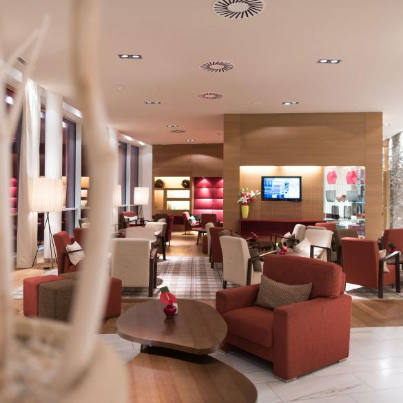 hotellobby tauern spa
