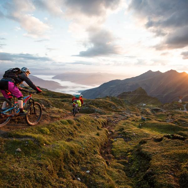 expedition bike tauern spa | © Salzburgerland/David Schultheiss