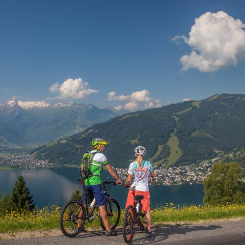 cycling holiday offer zell am see kaprun | © Zell am See-Kaprun Tourismus GmbH/Faistauer Photography