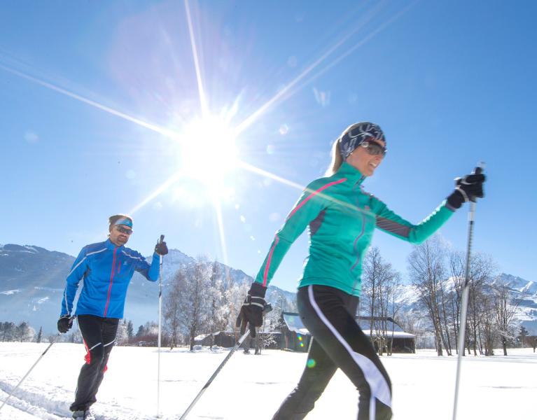 cross country skiing kaprun holiday | © Zell am See-Kaprun Tourismus GmbH/Faistauer Photography