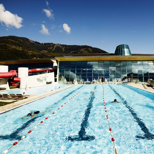 25 meters sports pool tauern spa kaprun